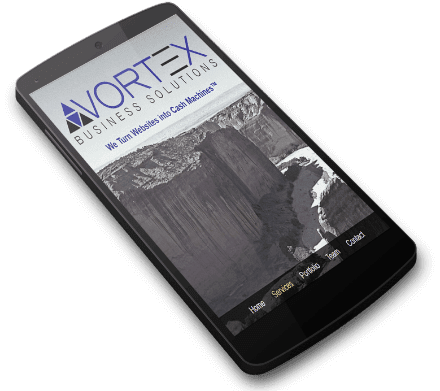 Vortex Business Solutions mobile phone
